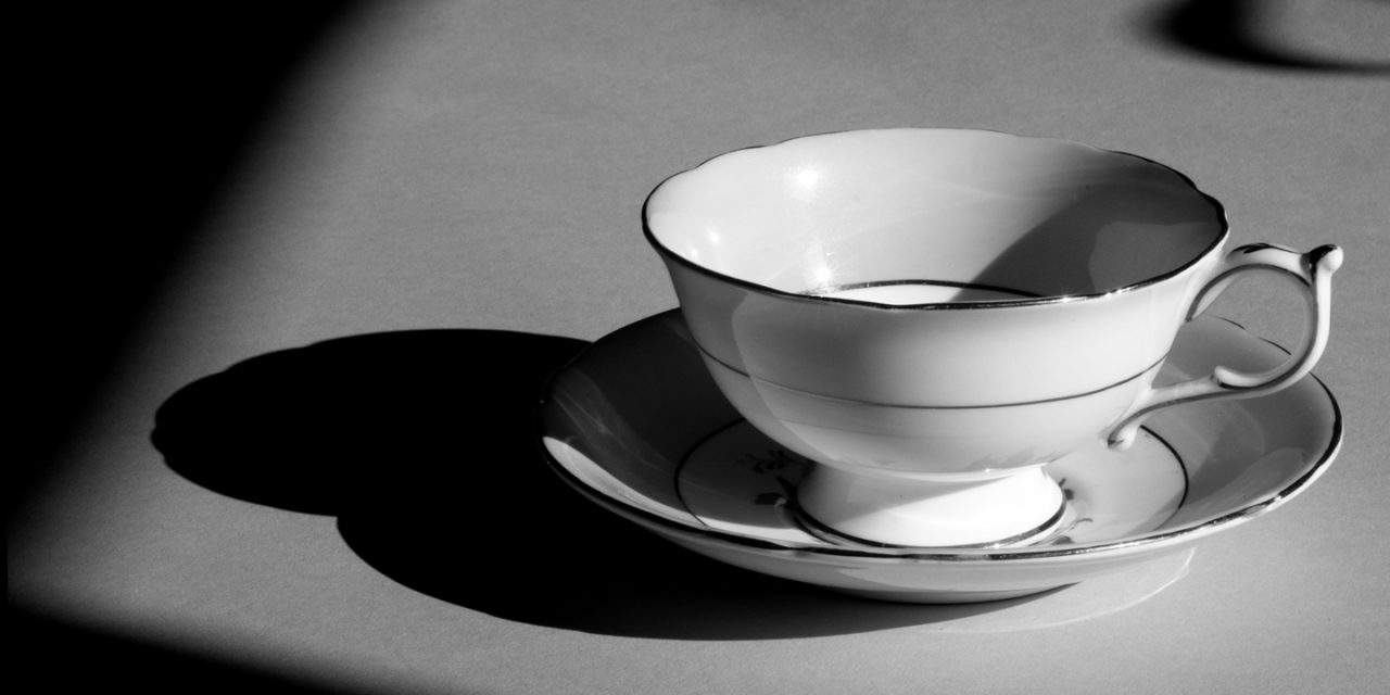 Audrey's Teacup